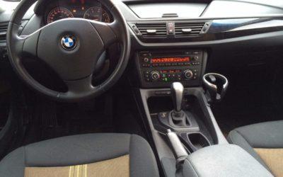 Подобран автомобиль BMW X1 , 2011г.в