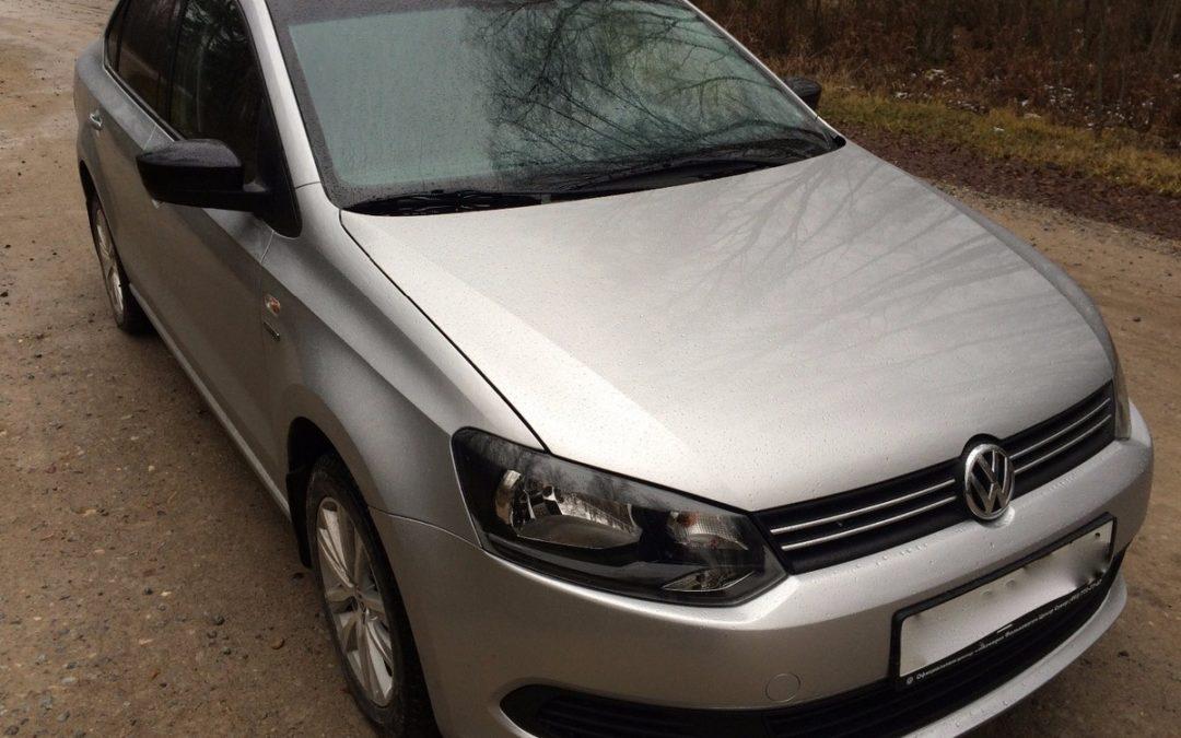 Подобран Volkswagen Polo Sedan 2013 г.в